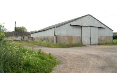 News of Secret Factory Barn via Panama!