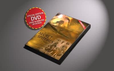 Secret Spitfires crowdfunding for the long awaited DVD