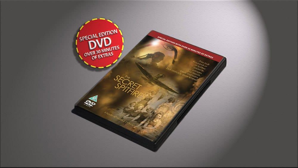 Secret Spitfires the long awaited DVD