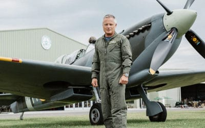 The role of the Spitfire at Dunkirk