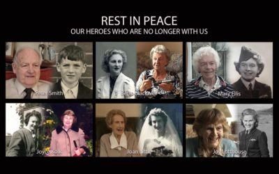 Rest In Peace our heroes who are no longer with us.