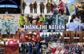 Thank the nation!
